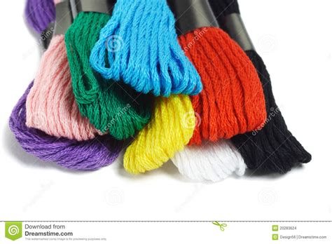 colorful thread wallpaper colorful embroidery threads stock images image 20283624