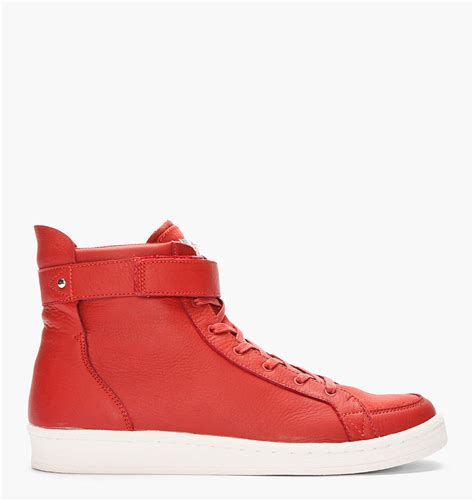 adidas high top shoes for adidas slvr cupsole high top leather sneakers soletopia