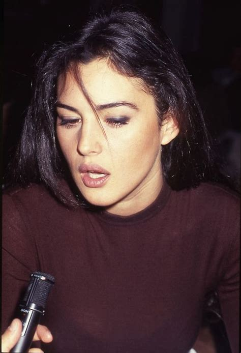monica bellucci young young monica bellucci 1991 mood board pinterest