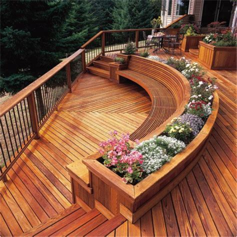 deck design ideas wooden deck wonderful and unique design for your home