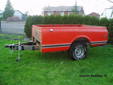pickup bed trailer 17 best images about truck ideas on pinterest ladder