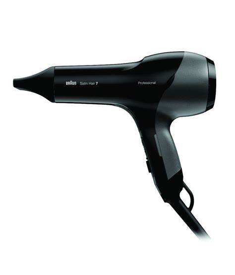 Braun Hair Dryer 7 Review braun satin hair 7 senso dryer hd 780 buy braun satin hair 7 senso dryer hd 780 at best