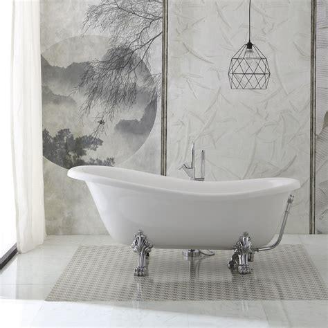 vasca da bagno classica vasca centro stanza per bagno classico con piedini kv store