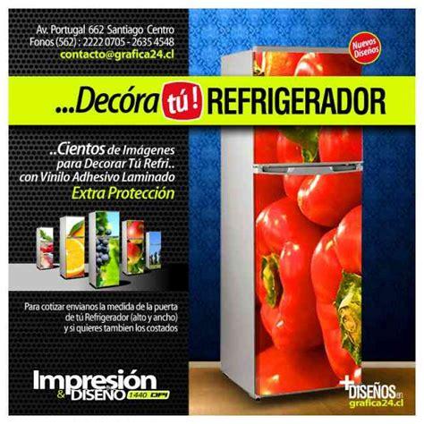 vinilos venta chile vinilo adhesivo decorativo para refrigeradores santiago