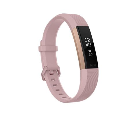 Fitbit Alta HR, Special Edition Pink Rose Gold   High Quality Life Style