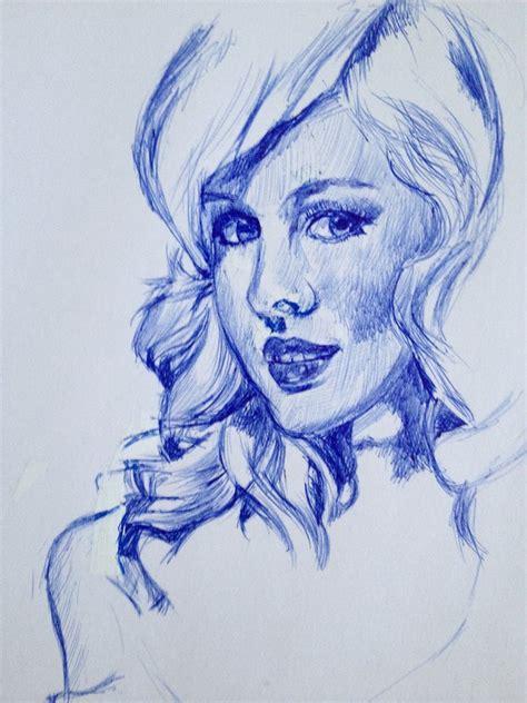 pen sketch by asidpk on deviantart