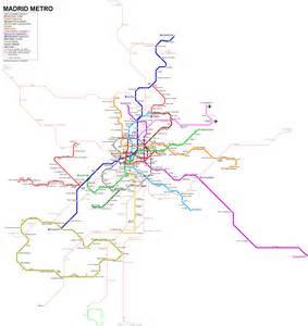 printable metro map madrid map detailed city and metro maps of madrid for orangesmile