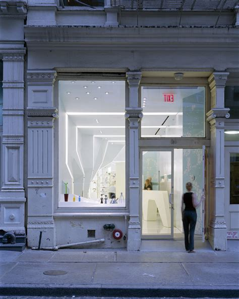 Origami Store Nyc - flagship stores alessi flagship store by asymptote