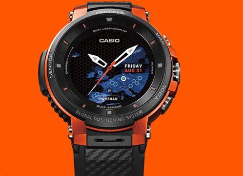 casio nuovo casio svelato il suo nuovo smartwatch wsd f30