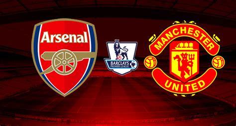 arsenal manchester united arsenal vs manchester united 1 2 highlights