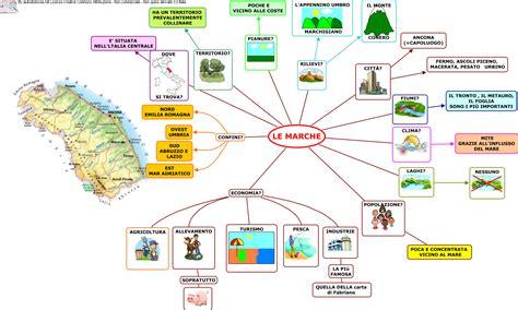 delle mrche le regioni sc elementare aiutodislessia net