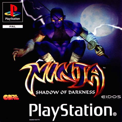 emuparadise iso ps1 ninja shadow of darkness e iso