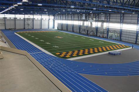 sanford track south dakota state athletics sanford jackrabbit athletic complex
