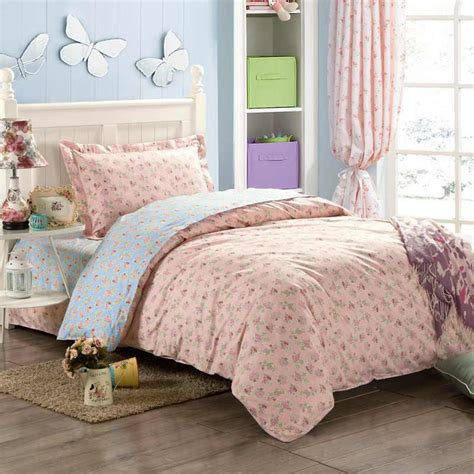 how much to dry clean a comforter little girl floret reactive printing bedding bedclothes