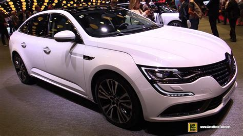 renault talisman 2017 white 2017 renault talisman initiele exterior and interior