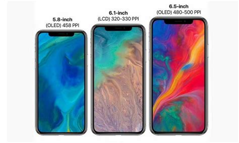 Lcd Iphone 6 2018 new 6 1 quot lcd iphone expected to make up half of production in 2018