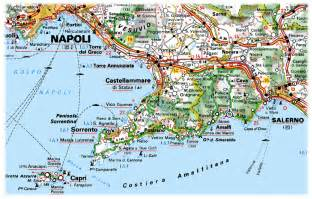 Map Of Italy Amalfi Coast by Italy Map Amalfi Coast Related Keywords Amp Suggestions