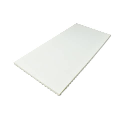 Egg Crate Mattress Topper Reviews by Single Egg Crate Mattress Topper 203 X 153 X 5cm Buy Egg