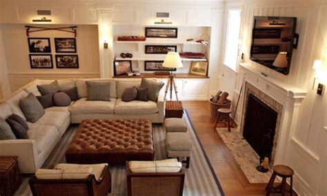 Basement Floor Plans With Furniture Placement