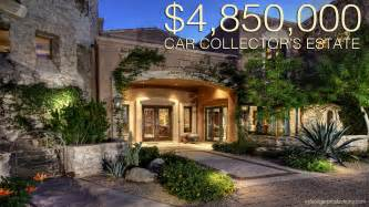 1 Bedroom Apartments Orlando 4 85 million dollar car collectors dream home scottsdale