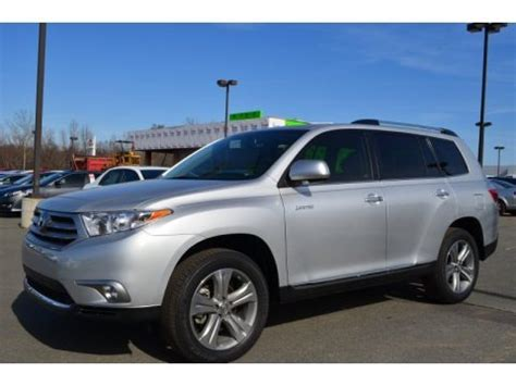 2013 Toyota Highlander Dimensions 2013 Toyota Highlander Limited 4wd Data Info And Specs