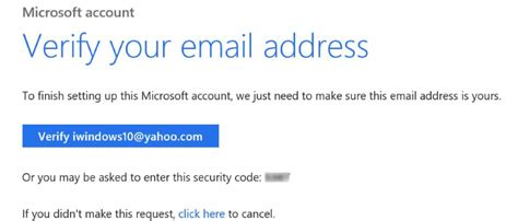 Search Accounts By Email Address How To Verify Microsoft Account Email Address In Windows 10