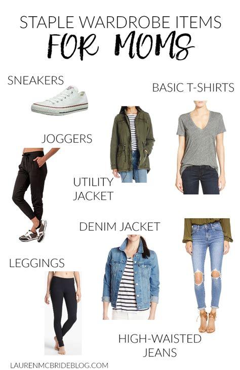 Wardrobe Staples For by Staple Wardrobe Items Mcbride