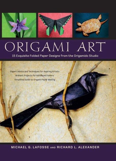 Origami Design Secrets Pdf - origami 15 exquisite folded paper designs from the