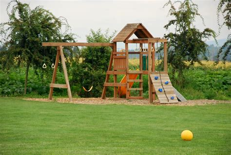 Backyard Playground by Backyard Playground Best Ground Cover Options Guide