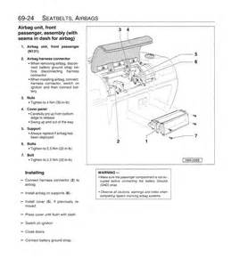 airbag fault code tdiclub forums