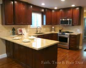 ideas for remodeling a kitchen honey i m home a spectacular kitchen remodel