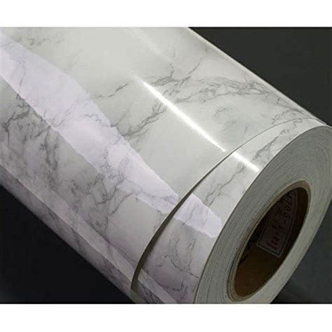 peel and stick paper grey granite look marble effect contact paper film vinyl