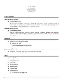 Resume Builder High School Students by High School Resume Builder Resume Builder