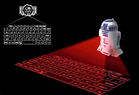 gadget of the week r2 d2 infrared keyboard clubhouse news