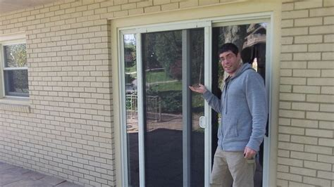 sliding screen doors remove clean and tune in 10