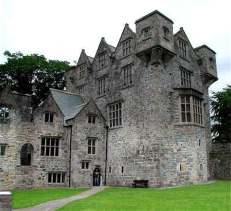 Haunted Donegal donegal castle county donegal in the northwest of ireland