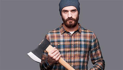 portland hipster lumberjack hipsters portland hipster