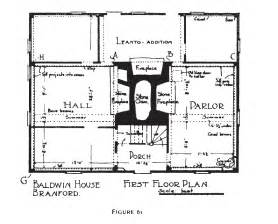 New England Floor Plans by New England Saltbox Primer Birmingham Point Ansonia Ct