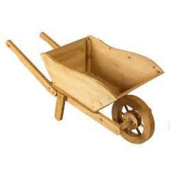 Wooden Wheelbarrow Planter by Wooden Wheelbarrow Planter Next Day Delivery Wooden