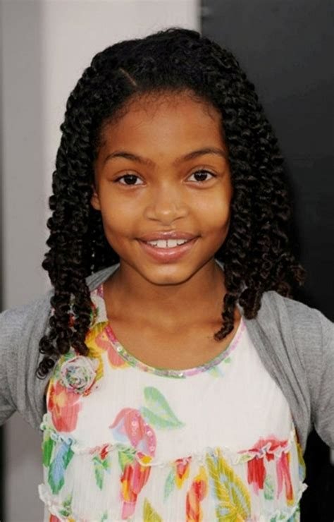 young black american women hair style corn row based 32 cool and cute braids for kids with images beautified