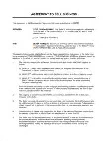 agreement of purchase and sale of business assets short