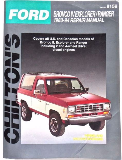 best car repair manuals 1994 ford ranger navigation system 25 best ideas about ford bronco parts on ford bronco bronco car and early bronco