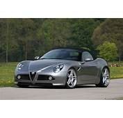 Novitec Rosso Supercharges Alfa Romeo 8C Spider To 600