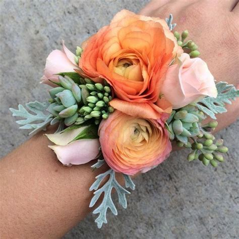 Prom Flowers by 17 Best Ideas About Prom Corsage On Wrist