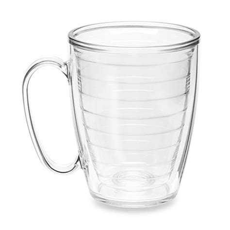 tervis bed bath and beyond tervis 174 15 ounce clear mug bed bath beyond