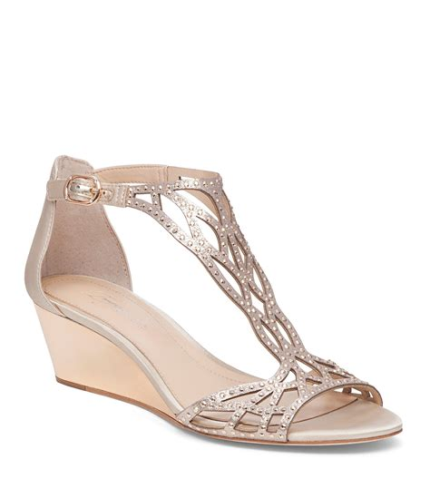 gold wedge dress shoes shoes for yourstyles