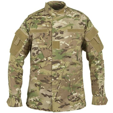 new camo army combat uniform boots belt tshirt acu army teesar acu ripstop military uniform mens combat shirt long