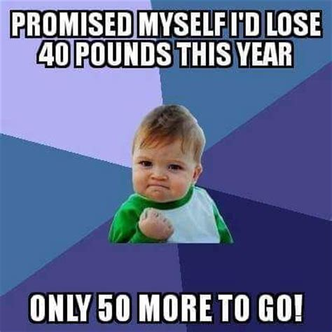 Losing Weight Meme - that s a progress