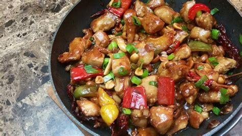 Kung Pao Chicken Lve kung pao chicken foodfellas 4 you