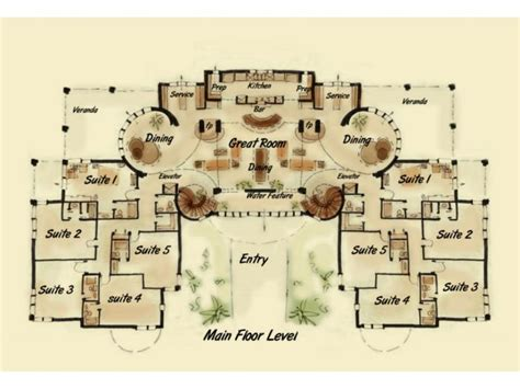 bed and breakfast floor plans bed and breakfast inn chateau case e interior design pinterest house office plan and